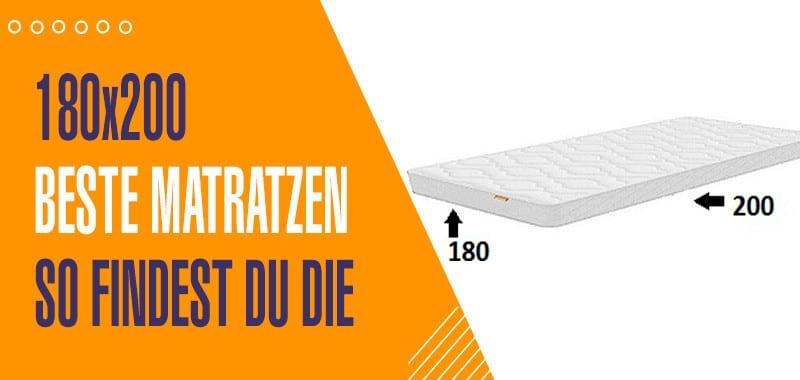 180x200-Matratzen