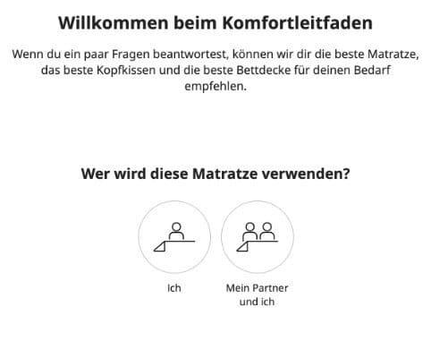 IKEA-Matratzen Empfehlung - Wer wird diese Matratze verwenden?