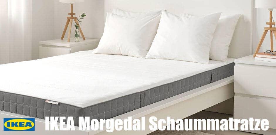 IKEA Morgedal Schaummatratze Test