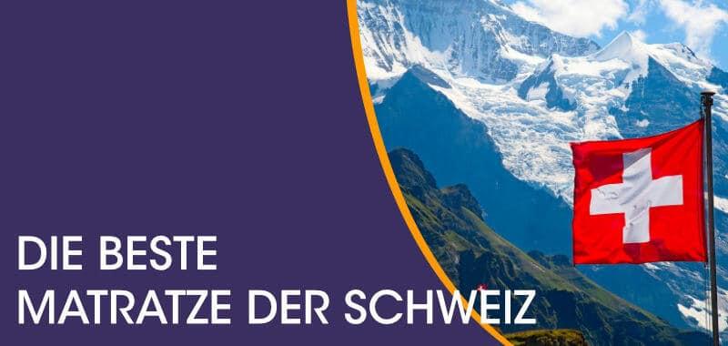 Beste Matratze Schweiz