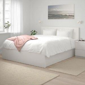 IKEA MALM Französisches Bett
