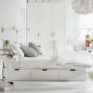 IKEA NORDLI Bett