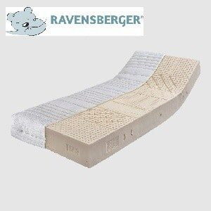 Ravensberger-Latexmatratze-Komfort