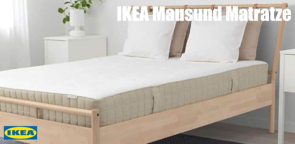 IKEA Mausund Matratze